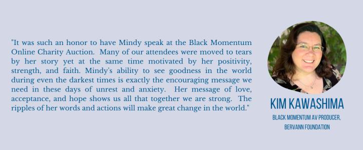 Motivational Speaker, focused on kindness, Tragedy, hate crimes, strong faith