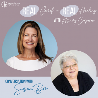 Mindy Corporon, Real Grief Real Healing Podcast
