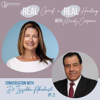 Mindy Corporon, Real Grief Real Healing