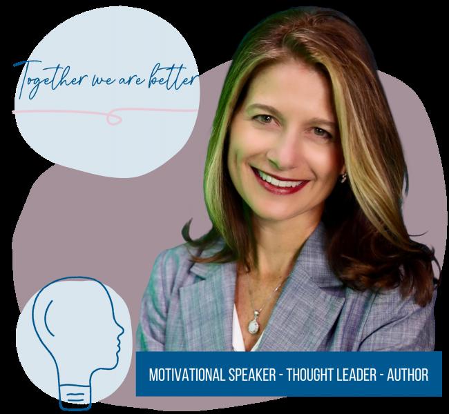 Mindy Corporon, Motivational Speaker